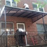 Residential Porch Awning
