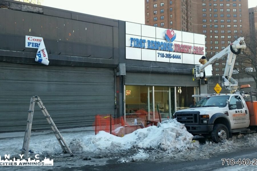 Nyc All Cities Awning Inc I Dob Permits